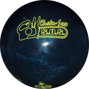 Lane #1 Chainsaw, S.O.S., Bowling Ball, Review