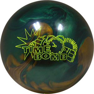 lane #1 Time Bomb, lane 1 bowling balls for sale