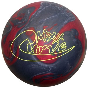 Lane #1 Maxxx Curve, Bowling Ball