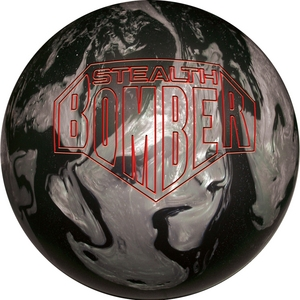 Lane #1 Stealth Bomber, bowling ball