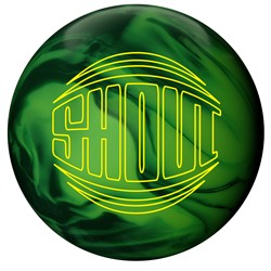 Roto Grip Shout,Light/Dark Green, Bowling Ball