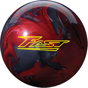 storm fast, bowling ball