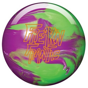 Storm Freak'n Frantic, bowling ball