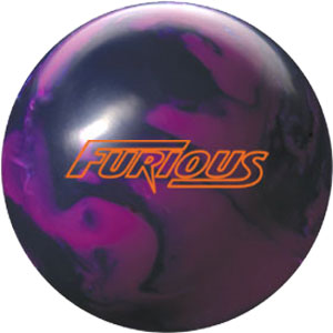 storm furious, bowling ball