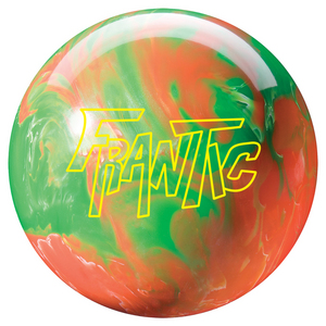 Storm Frantic, Bowling Ball, Review