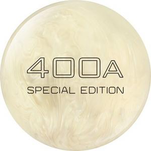 track 400A, bowling ball