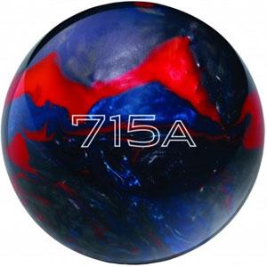 track 715a, bowling ball