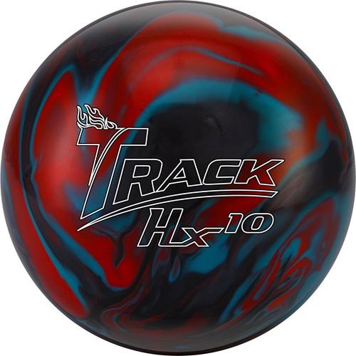 Track Hx10, bowling ball