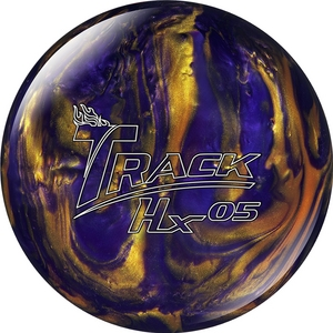 Track HX05, bowling ball