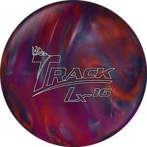 Track LX16, bowling ball
