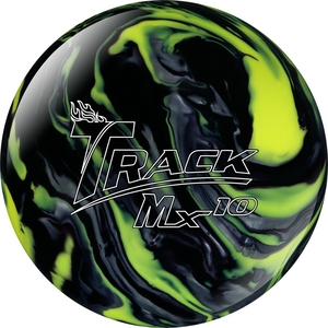 Track MX10, bowling ball