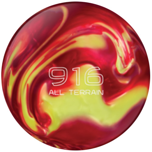 track 916 all terrain, bowling balls